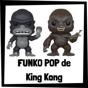 FUNKO POP de colección de Kong de King Kong - Las mejores figuras de colección de King Kong