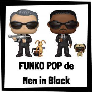 FUNKO POP de colección de Men in Black - Las mejores figuras de colección de Men in Black