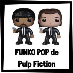 FUNKO POP de colección de Pulp Fiction - Las mejores figuras de colección de Pulp Fiction
