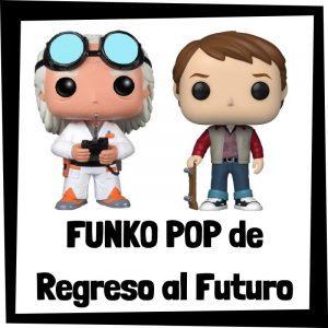 FUNKO POP de la saga de Regreso al Futuro - Las mejores figuras de colección de Back to the future