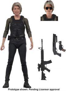 Figura Sarah Connor de NECA - Muñecos de Terminator - Figuras coleccionables de Terminator