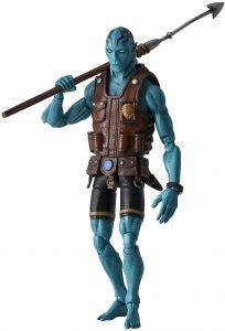 Figura de Abe Sapien exclusivo de 1000Toys - Las mejores figuras de Hellboy - Peluches de películas