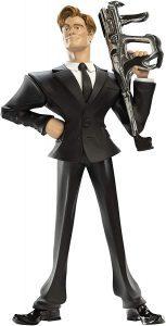 Figura de Agente H de Weta Collectibles - Los mejores muñecos de Men in Black - Figuras de los hombres de negro