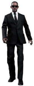 Figura de Agente J de Masterpiece - Los mejores muñecos de Men in Black - Figuras de los hombres de negro
