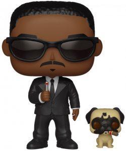 Figura de Agente J y Frank de FUNKO POP - Los mejores muñecos de Men in Black - Figuras de los hombres de negro