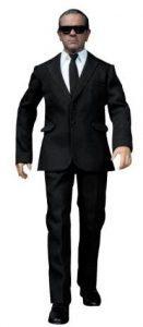 Figura de Agente K de Masterpiece - Los mejores muñecos de Men in Black - Figuras de los hombres de negro