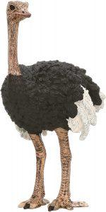 Figura de Avestruz de Schleich - Los mejores muñecos de avestruces - Figuras de Avestruz de animales