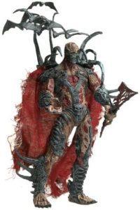 Figura de Bloody Reborn - Los mejores muñecos de Spawn - Figuras de Spawn
