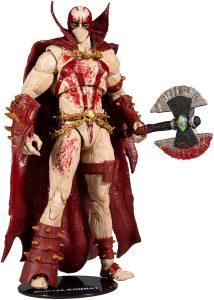 Figura de Bloody Spawn - Los mejores muñecos de Spawn - Figuras de Spawn