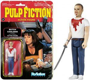 Figura de Butch Coolidge de ReAction - Los mejores muñecos de Pulp Fiction - Figuras de Pulp Fiction de Tarantino