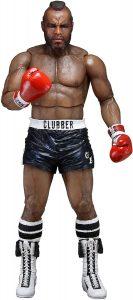 Figura de Clubber Lang de Neca - Los mejores muñecos de Rocky - Figuras de Rocky