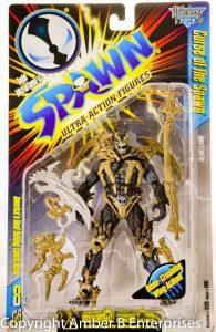 Figura de Curse of the Spawn - Los mejores muñecos de Spawn - Figuras de Spawn
