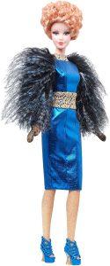 Figura de Effie de Mattel - Los mejores muñecos de los Juegos del Hambre - Figuras de Hunger Games