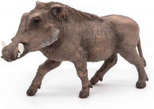 Figura de Facócero de Papo - Los mejores muñecos de facóceros - Figuras de facócero de animales