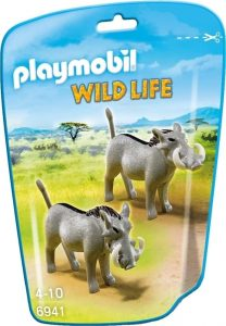Figura de Facócero de Playmobil - Los mejores muñecos de facóceros - Figuras de facócero de animales