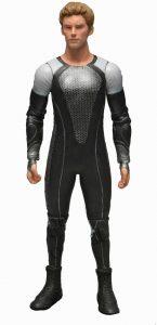 Figura de Finnick de NECA - Los mejores muñecos de los Juegos del Hambre - Figuras de Hunger Games