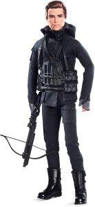 Figura de Gale de Mattel - Los mejores muñecos de los Juegos del Hambre - Figuras de Hunger Games