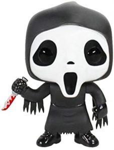 Figura de Ghostface de Scream de FUNKO POP - Los mejores muñecos de Scream - FIguras de Ghostface de Scream