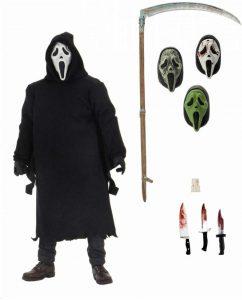 Figura de Ghostface de Scream de Horror-Shop - Los mejores muñecos de Scream - FIguras de Ghostface de Scream