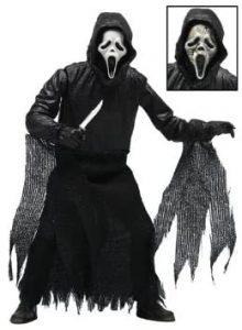 Figura de Ghostface de Scream de NECA Premium - Los mejores muñecos de Scream - FIguras de Ghostface de Scream