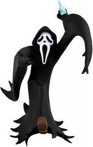Figura de Ghostface de Scream de Toony Terrors - Los mejores muñecos de Scream - FIguras de Ghostface de Scream