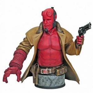 Figura de Hellboy exclusivo de Gentle Giant Studios - Las mejores figuras de Hellboy - Peluches de películas