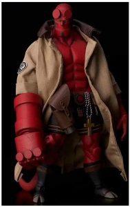 Figura de Hellboy exclusivo de Jaypar - Las mejores figuras de Hellboy - Peluches de películas