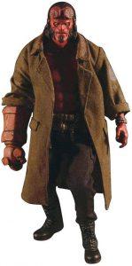 Figura de Hellboy exclusivo de Mezco - Las mejores figuras de Hellboy - Peluches de películas