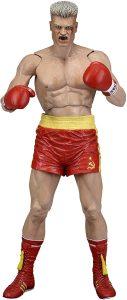 Figura de Ivan Drago de Neca 2 - Los mejores muñecos de Rocky - Figuras de Rocky