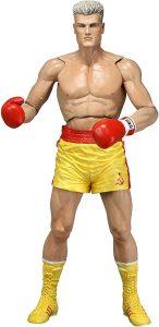 Figura de Ivan Drago de Neca - Los mejores muñecos de Rocky - Figuras de Rocky