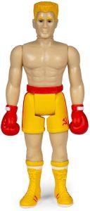 Figura de Ivan Drago de Rocky de ReAction - Los mejores muñecos de Rocky - Figuras de Rocky