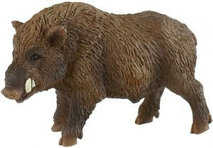 Figura de Jabalí de Bullyland - Los mejores muñecos de jabalíes - Figuras de jabalí de animales