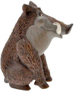 Figura de Jabalí de Plastoy - Los mejores muñecos de jabalíes - Figuras de jabalí de animales