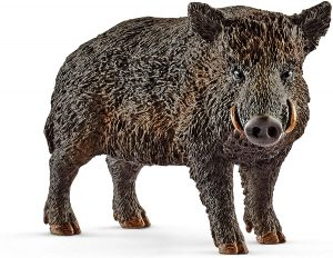 Figura de Jabalí de Schleich - Los mejores muñecos de jabalíes - Figuras de jabalí de animales