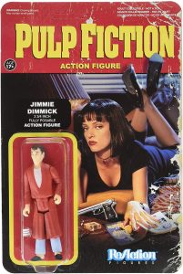 Figura de Jimmie Dimmick de ReAction - Los mejores muñecos de Pulp Fiction - Figuras de Pulp Fiction de Tarantino
