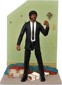 Figura de Jules Winnfield de Select - Los mejores muñecos de Pulp Fiction - Figuras de Pulp Fiction de Tarantino