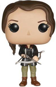 Figura de Katniss Everdeen clásico de FUNKO - Los mejores muñecos de los Juegos del Hambre - Figuras de Hunger Games