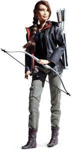 Figura de Katniss Everdeen de Mattel - Los mejores muñecos de los Juegos del Hambre - Figuras de Hunger Games