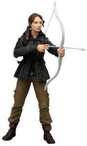 Figura de Katniss Everdeen de NECA - Los mejores muñecos de los Juegos del Hambre - Figuras de Hunger Games