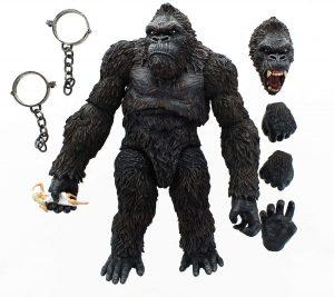 Figura de King Kong de Mezco Toys - Los mejores muñecos de Kong - Figuras de King Kong el gorila