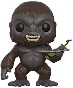 Figura de Kong clásico de FUNKO POP - Los mejores muñecos de Kong - Figuras de King Kong el gorila