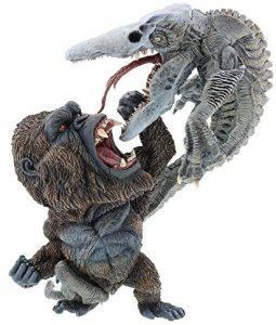 Figura de Kong vs Crawler de Star - Los mejores muñecos de Kong - Figuras de King Kong el gorila