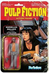 Figura de Marsellus Wallace de ReAction - Los mejores muñecos de Pulp Fiction - Figuras de Pulp Fiction de Tarantino