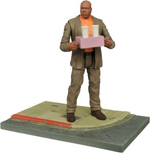 Figura de Marsellus Wallace de Select - Los mejores muñecos de Pulp Fiction - Figuras de Pulp Fiction de Tarantino
