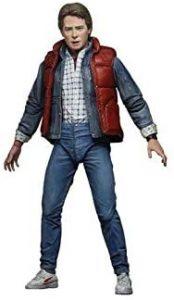 Figura de Marty Mcfly de Regreso al futuro de NECA - Los mejores muñecos de Back to the future - FIguras de Regreso al Futuro