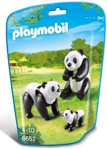 Figura de Oso Panda Gigante de Playmobil - Los mejores muñecos de osos panda - Figuras de oso panda de animales