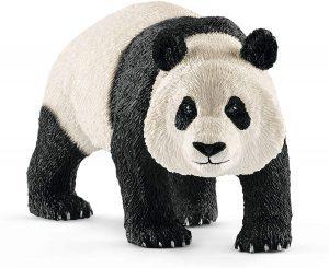 Figura de Oso Panda Gigante de Schleich - Los mejores muñecos de osos panda - Figuras de oso panda de animales
