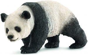 Figura de Oso Panda de Schleich - Los mejores muñecos de osos panda - Figuras de oso panda de animales