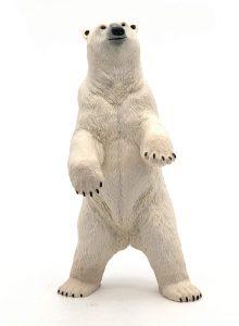 Figura de Oso polar de Papo - Los mejores muñecos de osos polares - Figuras de oso polar de animales
