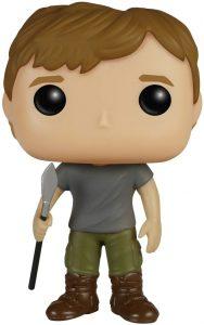 Figura de Peeta de FUNKO - Los mejores muñecos de los Juegos del Hambre - Figuras de Hunger Games
